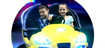 День народження у розважальному центрі «Joy Land»