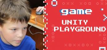 Комп'ютерна гра за 5 днів в UNITY Playground