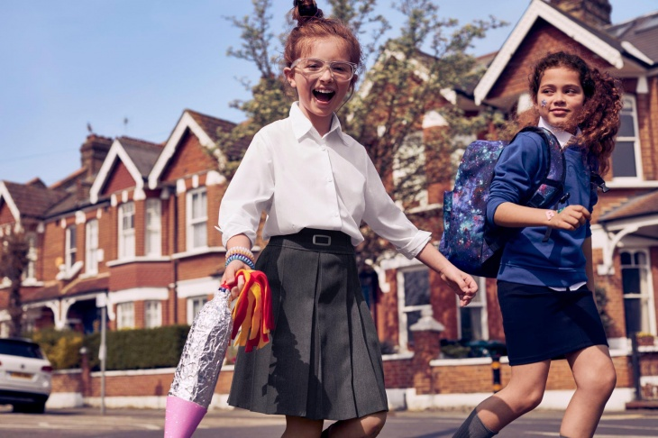 Шкільний одяг від Marks and Spencer