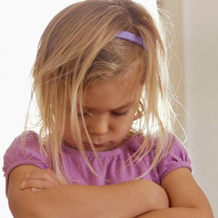 Криза трьох років у дітей