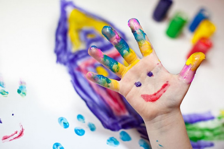 Творческие занятия с Детками!