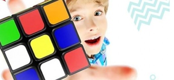 Спідкубінг - курс швидкісного складання кубика Рубика, тренажера логічного мислення