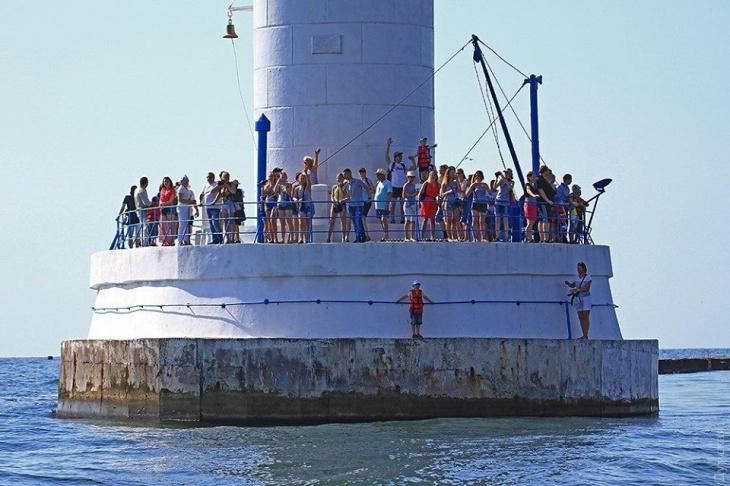 Экскурсия на Воронцовский маяк
