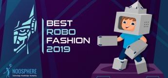 Конкурс дитячих робо-костюмів BestRoboFashion від Noosphere