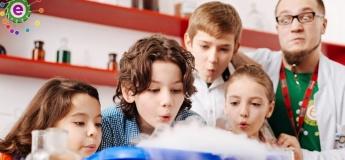 """Літній дитячий табір в музеї """"Експериментаніумі"""""""