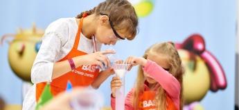 Дитяча лабораторія BASF Kids' Lab