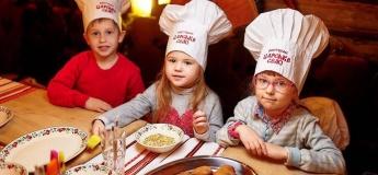 Майстер-класи для маленьких гостей