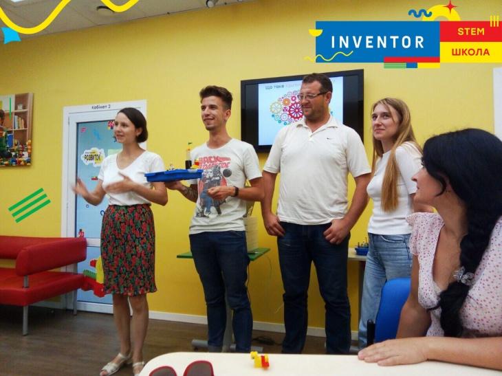 День открытых дверей в STEM-школе INVENTOR