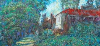 Музыка тишины. Выставка живописи Юрия Базавлука