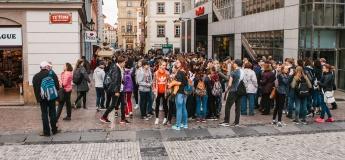 Табір в Празі + Дрезден осінні канікули 2019