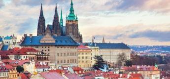 Творчий табір у Празі, осінні канікули 2019