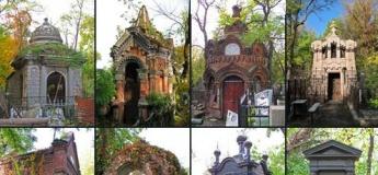 Экскурсия по второму христианскому кладбищу