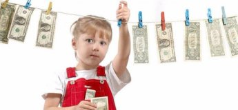 """Проект """"Діти і гроші"""" від TEREMOK-UNION"""