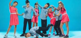 Танцы для детей от 3х лет и больше