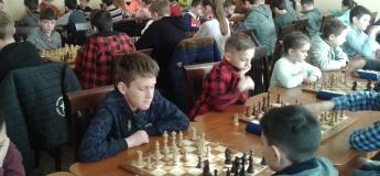 Шаховий турнір з нормою 1, 2, 3 і 4 розрядів