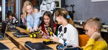 Інтегровані експрес-уроки в IT'S SCHOOL: запрошуємо школярів спробувати!