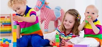 Полудевка для малышей от 1,5 до 5 лет на Говороваа в Приморском районе