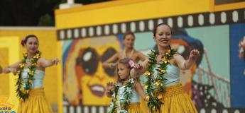 Гавайські танці для дітей. Нова група. Оболонь