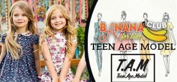 "Кастинг в школу моделей ""Teen Age Model"""