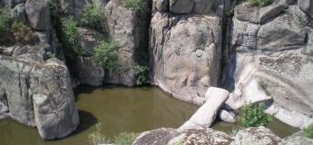 Экскурсия в Актовский каньон