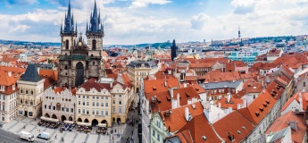 Табір з мистецтва в Празі + Дрезден