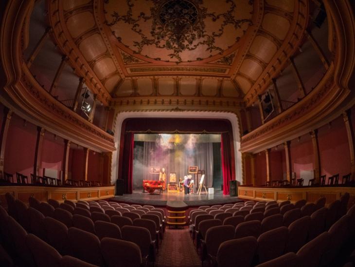 Театральний фестиваль Імпреза над Латорицею