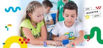 """Відкрито набір дітей 3-16 років у STEM-школу INVENTOR"""".  -50% на пробне заняття"""