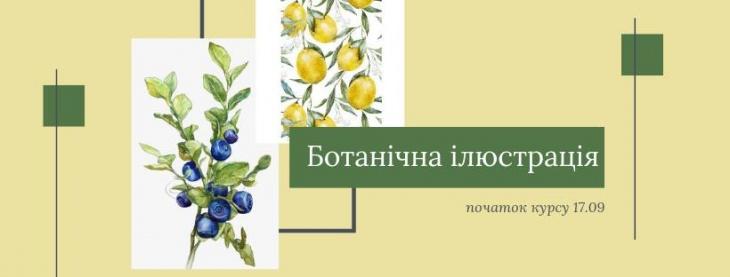 Ботанічна ілюстрація