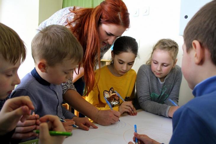 Спілкування між однолітками - тренінг для дітей