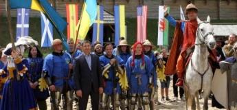 Чемпіонат Європи з середньовічного бою пройде під Києвом