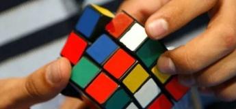 Майстер-клас із складання кубика Рубіка