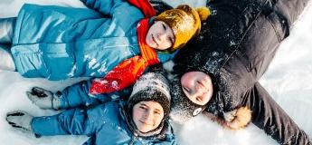 Зимові канікули у денному таборі DEC camp