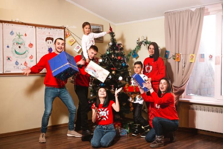 Різдвяні канікули в DEC camp
