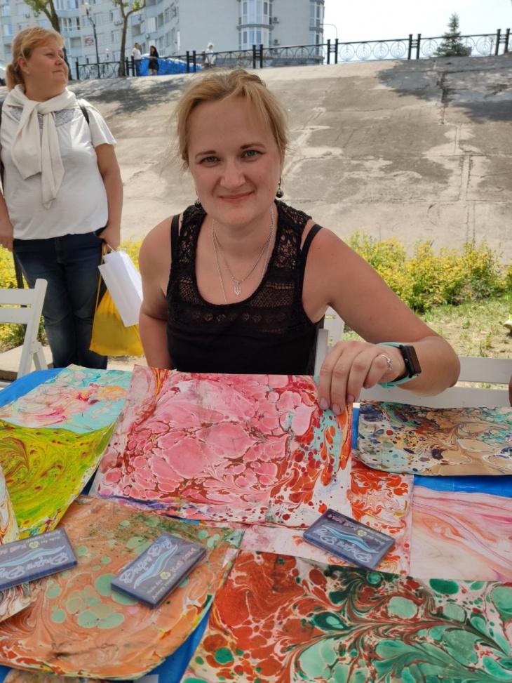 Творча майстерня живопису та дизайну Ольги Гальчинської для дітей (9-15 років)