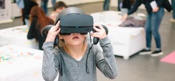 Икусство и виртуальная реальность: мастер-класс для детей