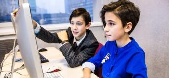 Інтегровані експрес-уроки в IT'S SCHOOL: запрошуємо школярів безкоштовно спробувати