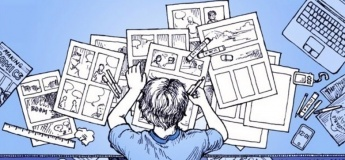 Ілюстрація та Комікси. Курс