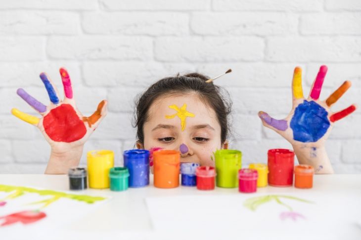 Уроки творчості (4-6 років)