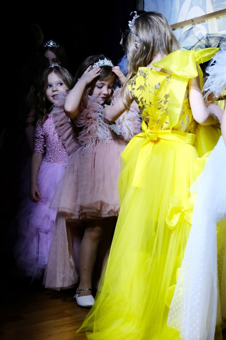 Дитячий показ мод Kids Fashion Show