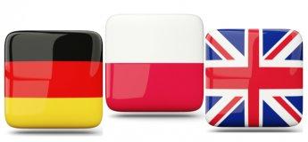 Курси іноземних мов - від 3 років