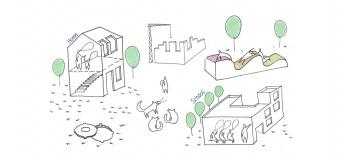 """Экскурсия. Прогулка с архитекторами для детей """"История и современность"""""""