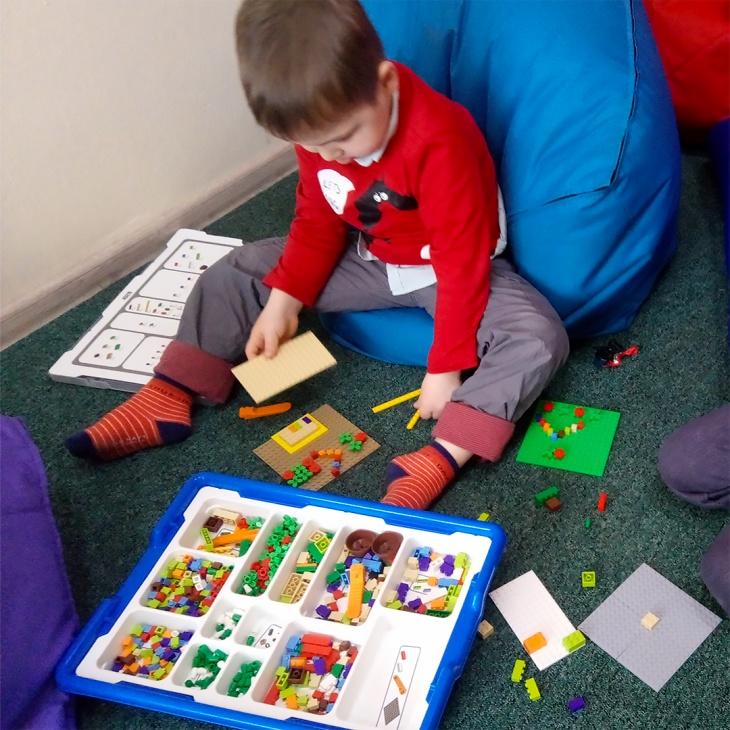 """Курс """"STEM-розвиток"""" для дітей 4-5 років"""