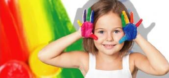 Творчі майстер-класи для дітей від 5 років