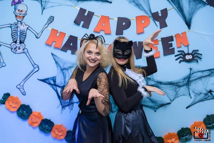 """Детский праздник Хеллоуин """"Ведьминская ночь"""" 5-10 лет"""