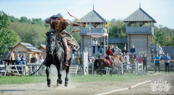 Киевщина примет международные соревнования по конным боевых искусствам