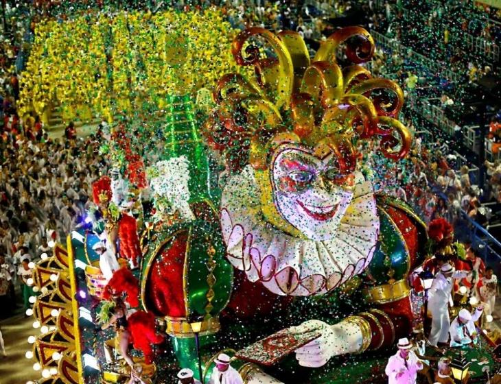 """Дизайн-мастерка """"Їдемо на бразілійський карнавал"""""""