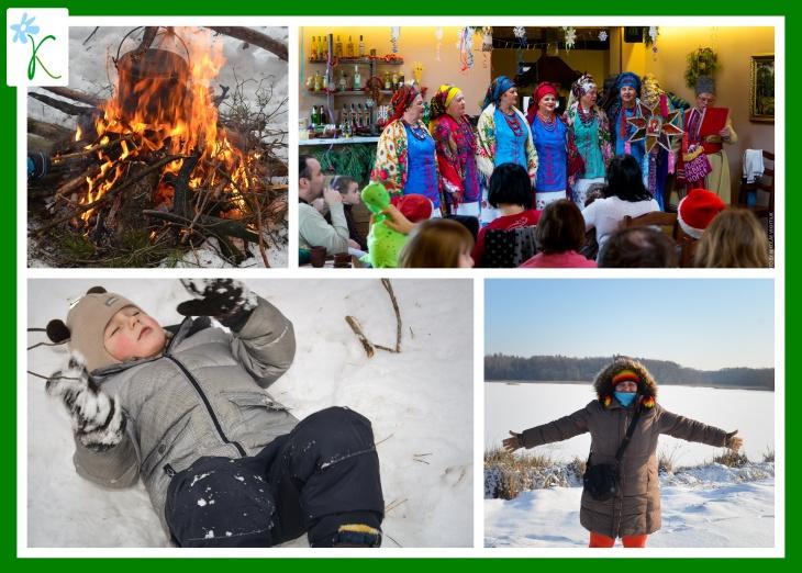 """Рождественский психологический лагерь для взрослых и детей """"Каникулы Души"""""""