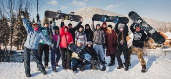 Kids Winter Camp 19