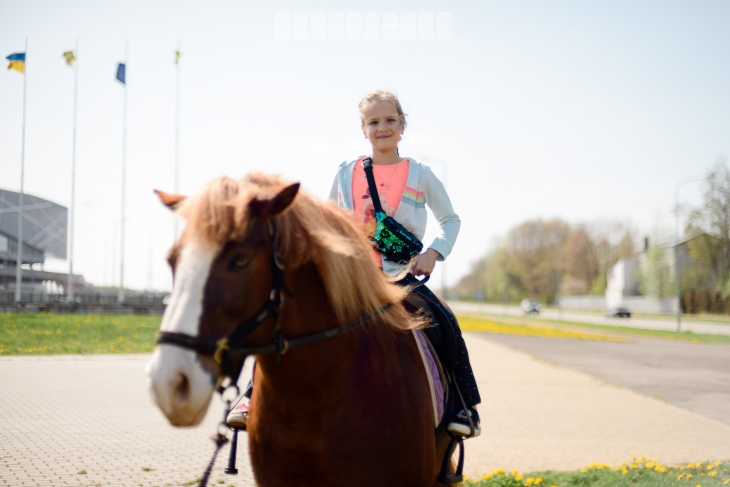 Екскурсія на конюшню