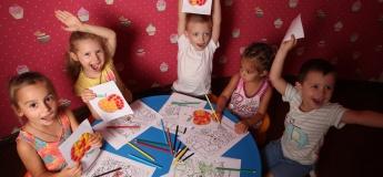 """20.10 - открытие частного детского сада """"ТалантВилль"""" - праздник"""